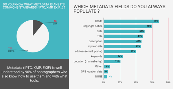 which metadata field do you populate ?