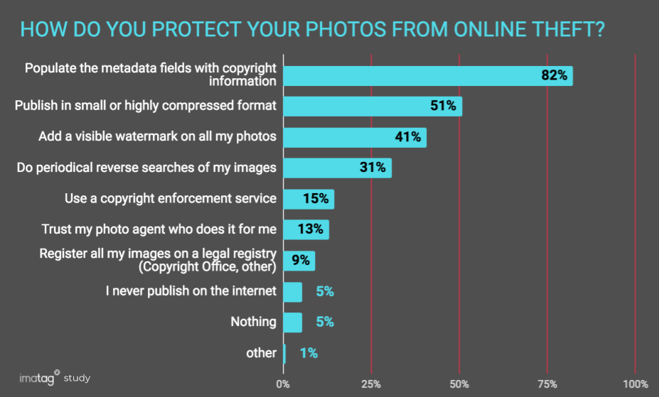 how do you protect your photos from online theft?