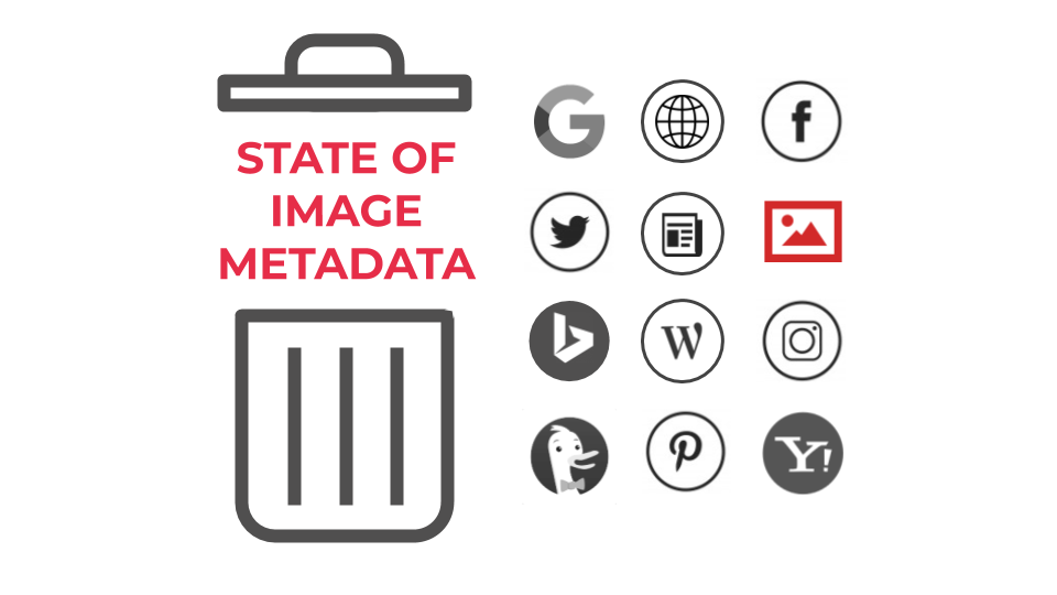 State of image metadata in 2018