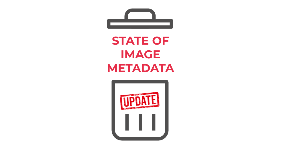 State of image metadata in news sites - 2019 update